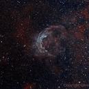 NGC 3199 - BI COLOR,                                Gerson Pinto