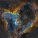 IC1805 Heart Nebula,                                Stan Smith