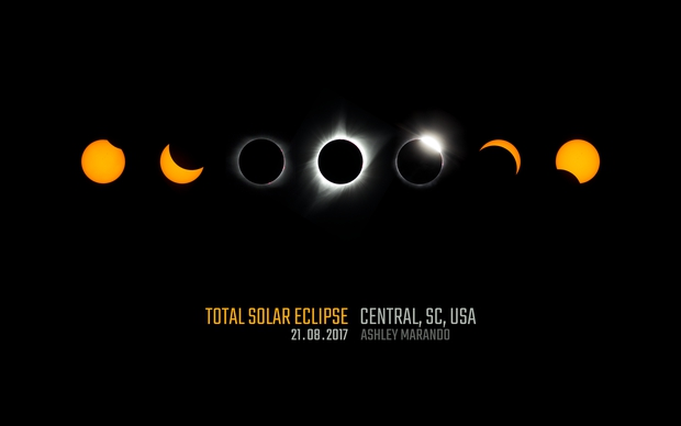 2017 Total Solar Eclipse,                                ashley