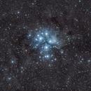 Messier 45,                                Scotty Bishop