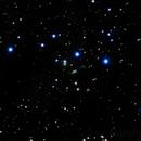 Hickson 44 galaxy group - Wide Field,                                gigiastro