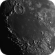 Mare Humorum with Crater Gassini,                                astropical