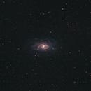 Triangulum Galaxy (M33),                                Franz Ferdinand