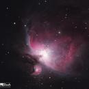 Messier 42,                                simon harding
