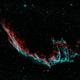 Eastern Veil Nebula (NGC 6992),                                Jim McKee