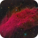 California Nebula LRGB/Ha,                                Bob J