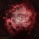 Rosetta Nebula,                                Philippe Oros