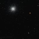 M13 NGC6207,                                Peter Williamson