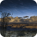 Toro Peak Startrail Composite,                                Tom Robbe