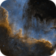 The Cygnus Wall in SHO,                                Alex Roberts
