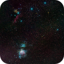 Orion, the Hunter,                                Steven E Labkoff