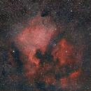 20140814_NGC7000&IC5070(2hr)_rework,                                Yongzhen Fan
