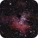 Eagle Nebula (M16),                                patpolk