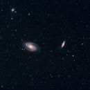 M81 and M82 galaxy group,                                MrPhoton