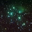 M45 Pleiades (Seven Sisters),                                Jeffrey Smith