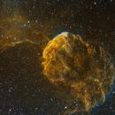 IC443 Jellyfish Nebula,                                Peter Jenkins