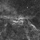 DWB111: Propeller nebula (Ha),                                Marco Stra