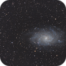 M33 Galaxie du Triangle,                                bobocacahuete