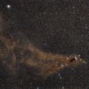 Corona Australis Molekular Cloud (Anteater-Nebula), NGC6809,                                Rolf Dietrich