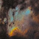 Pelican Nebula IC5070,                                Stan Smith