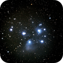 The Pleiades (M45),                                astromaverick