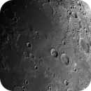 The Moon imaged during Daylight,                                astropical