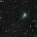 Cometa 21P/Giacobini-Zinner,                                José J. Chambó