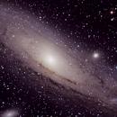M31 Andromedia Galaxy,                                Brent Jaffa