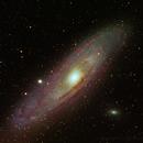 M31 in LRGBHa,                                Jim McPherson
