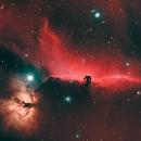 Horsehead and Flame Nebulae,                                mackiedlm