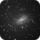 NGC925 galaxy, unguided.,                                Juan Pablo (Obser...