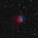 Sh2-174 - a planetary nebula in Cepheus - H-HS-O,                                Daniel.P