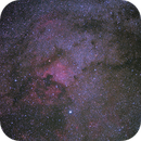 North America Nebula,                                Sébastien Kesteloot
