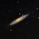 NGC 253 Sculptor Galaxy,                                Gary Plummer