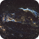 Witches Broom  / NGC 6980,                                Richard Willits