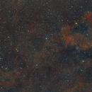 NGC 6888,                                Jean-Pierre Bertrand