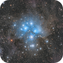 M45 - Pleiades - Seven Sisters,                                Andrei Gusan