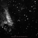 Omega nebula,                                Vítor de Oliveira Silva