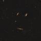 Leo Triplet m65 m66 NGC 3628,                                Stan Smith