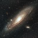 M31, The Andromeda Galaxy,                                Loran Hughes