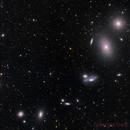 Markarian's Chain - Deep Sky West Remote Observatory,                                Deep Sky West (Lloyd)