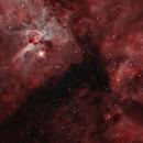Carinas' Core - NGC 3372,                                George Varouhakis