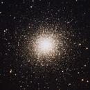 Hercules Globular Cluster (M13),                                Awni Hafedh