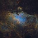 M16 - The Eagle Nebula,                                lefty7283