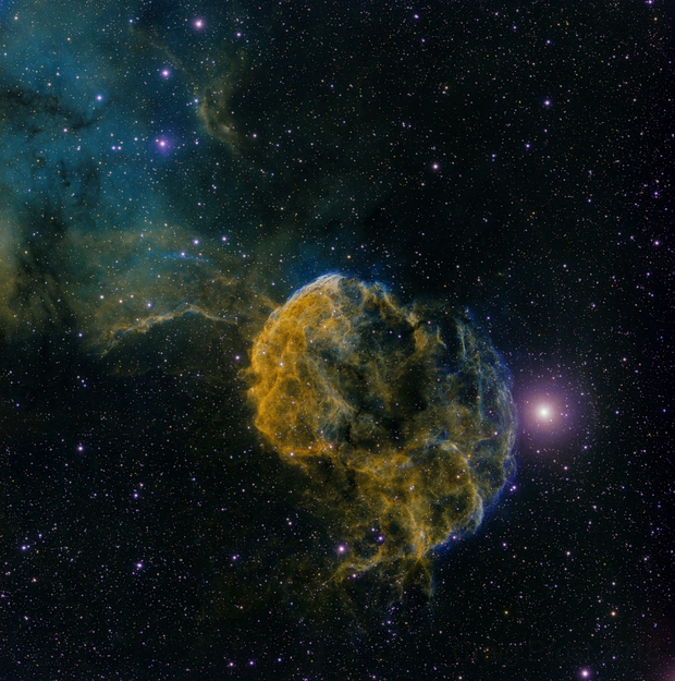 IC 443 Deep Sky West,                                Craig Prost
