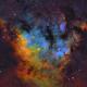 Sh2-171 in Cepheus (SHO-LRGB),                                equinoxx