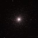 Caldwell 106 - NGC104 - 47 Tucanae Globular Cluster,                                Geoff Scott