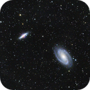 Messier 81 and 82,                                JohnAdastra