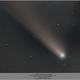 Comet C/2020 F3 (NEOWISE), SBIG STF8300M, 20200721,                                Geert Vandenbulcke
