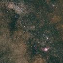 Milky Way Core w/105mm Lens,                                Jon Stewart